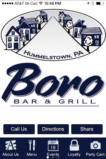 The Boro Bar Grill