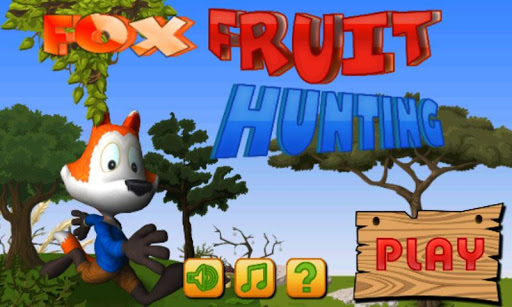 フォックスフルーツ狩り
