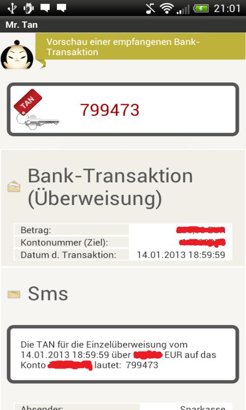 Mr. Tan - TAN-Sms Manager- screenshot