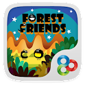 Forest Friends GO THEME icon