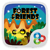 Forest Friends GO THEME