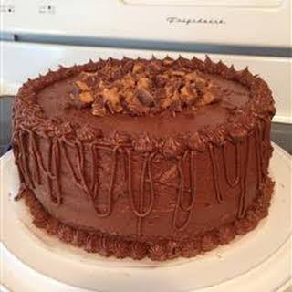 Peanut Butter Cake VI.