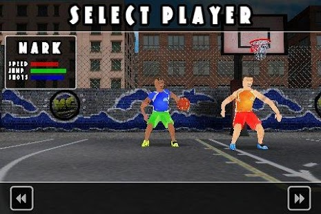 Street Basket: One on One - screenshot thumbnail