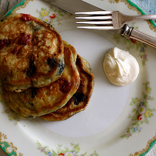 Berry Meyer Lemon Pancakes