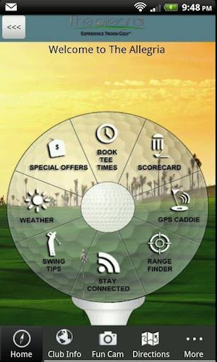The Allegria Golf Club