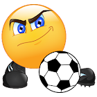 Soccer Emojis by Emoji World ™ icon