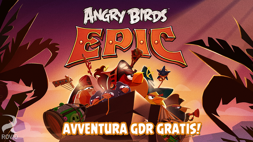 Angry Birds Epic Apk Mod v1.2.7