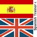 Spanish verb Trainer 4 2014 icon