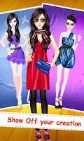 Screenshot of Dress Up! Modern Fashion