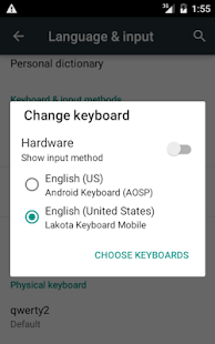 Lakota Key - Mobile (Samsung)- screenshot thumbnail