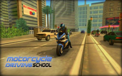 Motorcycle Driving 3D 1.4.0 screenshots 9