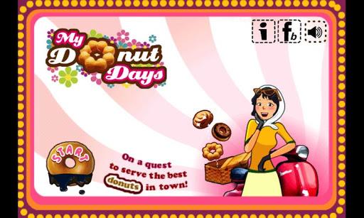 我的甜甜圈天 My Donut Days mini