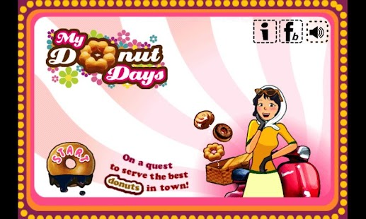 我的甜甜圈天 My Donut Days mini
