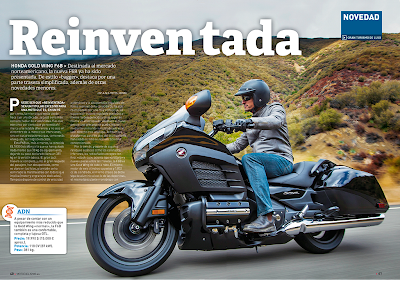 Revista Motociclismo screenshot 3