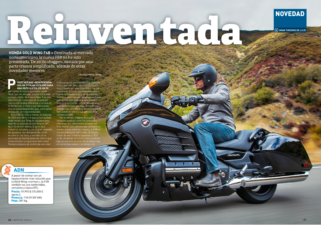 Revista Motociclismo- screenshot