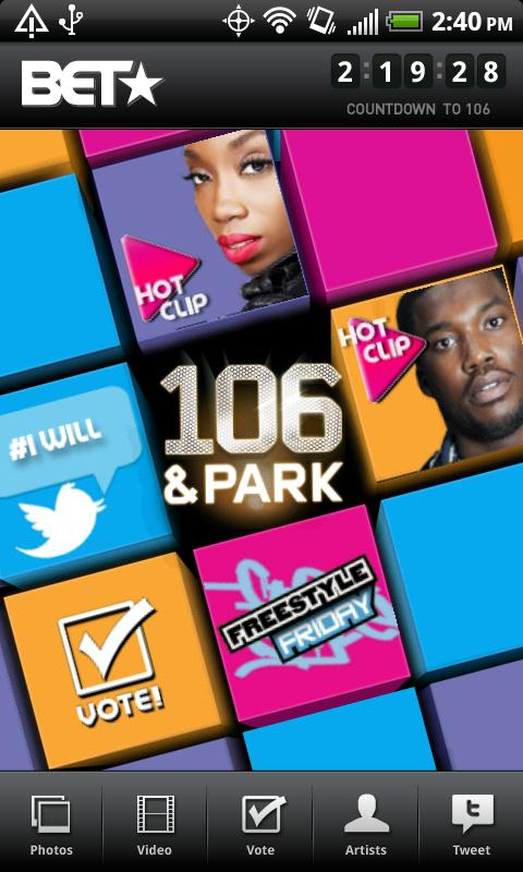 106 & Park - screenshot