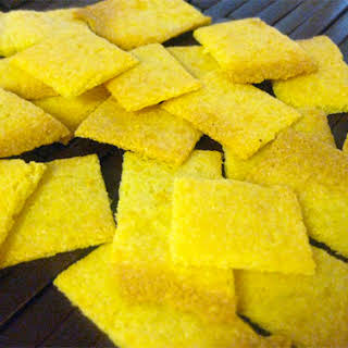 Coconut Flour Crackers Recipes.