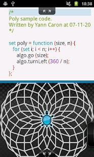 Algoid - Programming language - screenshot thumbnail