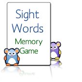 Sight Words Memory Game Free