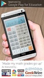 Fraction Calculator Plus Free Screenshot 1