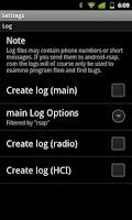 Screenshot of Bluetooth SIM Access (Trial)