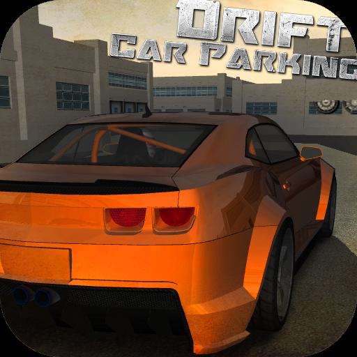 3D City Drift Car Parking