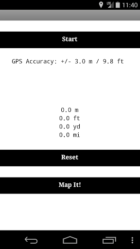 GPS Distance Calculator