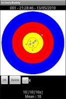 Screenshot of ArcheryBuddy
