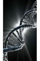 Screenshot of Live Wallpaper - DNA