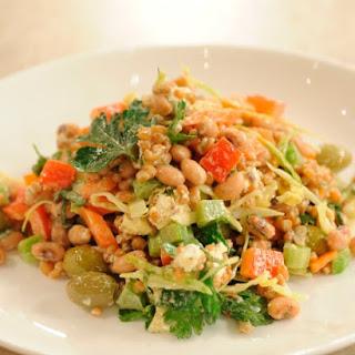 Grain and Legume Salad