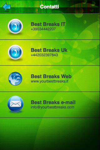 Your Best Breaks