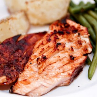 Best Salmon Marinade.