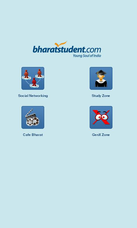Bharatstudent - screenshot
