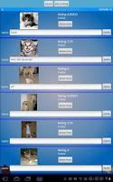 Screenshot of Rate My Kitty