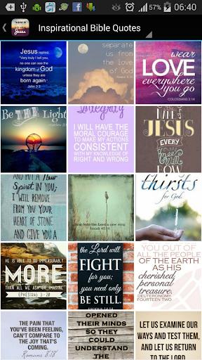 【免費個人化App】Inspirational Bible Quotes-APP點子