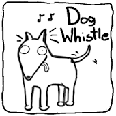 Dog Whistle Free Animated