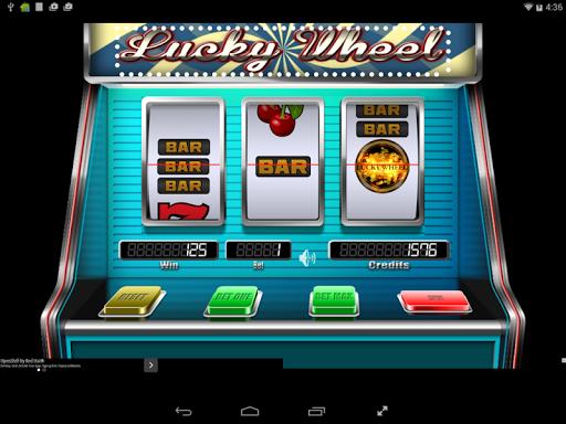3x Lucky Wheel Slot Machine