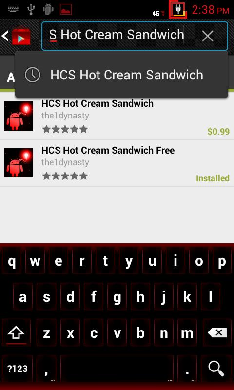 HCS CM9/CM10 Theme Chooser - screenshot