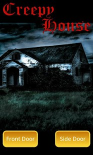Creepy House - Horror Stories- screenshot thumbnail