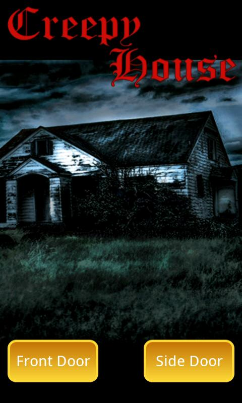 Creepy House - Horror Stories- screenshot