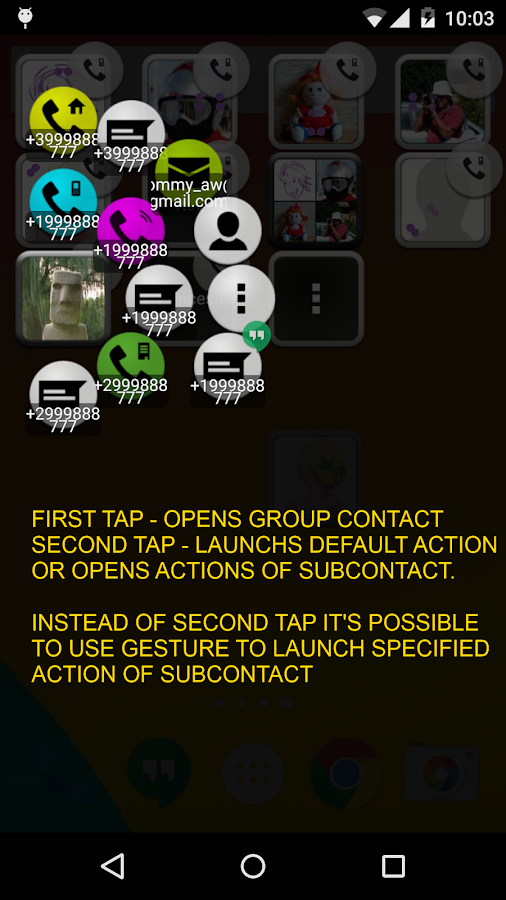 Animated Widget Pro - screenshot