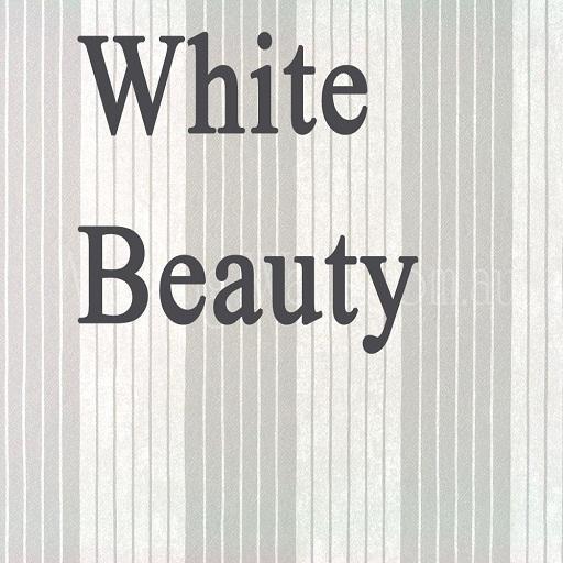 White Beauty Go launcher theme LOGO-APP點子