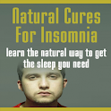 The Natural Cures For Insomnia logo