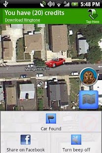 Car Locator - no ads - screenshot thumbnail