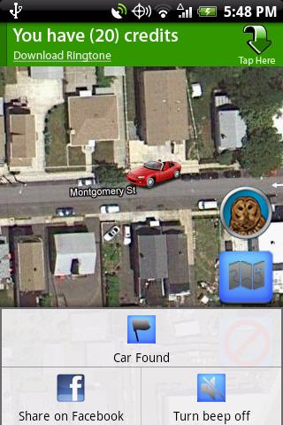 Car Locator - no ads - screenshot