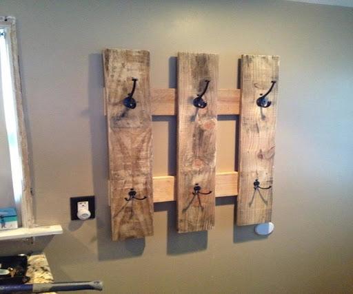 DIY Towel Rack Ideas