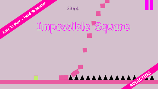 Impossible Square Jumping Game