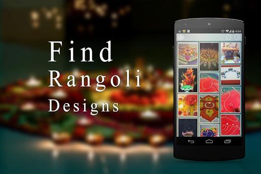 Dipavali Rangoli Designs