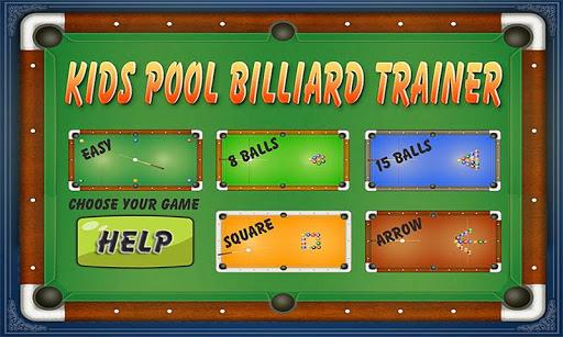 Kids Pool Billiard FREE