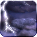 Thunderstorm Free Wallpaper logo